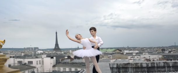 Paris je t'aime, la vidéo qui montre toute la beauté de Paris