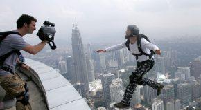 Le sport extrême entre plaisir, rêve et accidents!