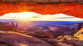 Parcs naturels des USA dans de superbes clichés, le voyage commence!