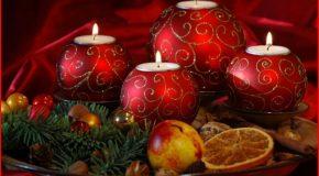 Des bougies de Noël pour une fête incroyablement lumineuse