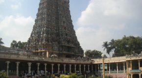 Un temple des plus incroyables au monde, c'est celui de Minakshi en Inde