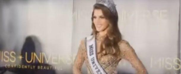 Iris Mittenaere, Miss France 2016 consacrée Miss Univers 2017