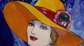 La mode à Paris dans les années trente avec de sublimes illustrations de l'artiste Helen Lam