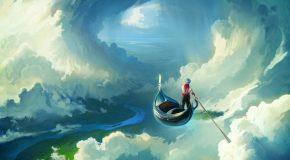 Le monde onirique et surréaliste de l'artiste Russe Artem Cheboha