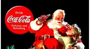 Les affiches publicitaires de Coca-Cola de 1889 à 2016, le changement du décor est remarquable