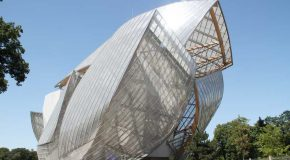La fondation Louis Vuitton avec des clichés uniques  et quelques chiffres à connaître !