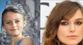 Le temps qui passe et les changements sur les gens célèbres