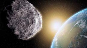 Un astéroïde a failli tomber sur notre planète, heureusement sans nous toucher!