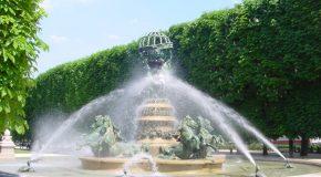 Les fontaines du monde et une chanson d'Albert Babin