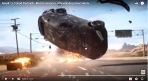 Need For Speed Payback, le nouveau jeu de course de voitures se dévoile