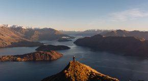 Les plus bels endroits au monde avec une visite et des noms