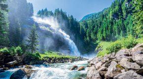 Paysages d'Autriche et jolie chanson pour un voyage très agréable!