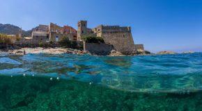 La Corse, une île de rêve qui se trouve en mer Méditerranée