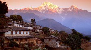 Très beaux paysages d'Asie et une jolie chanson pour tous!