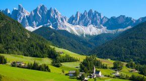 Visite sensationnelle des Dolomites en Italie