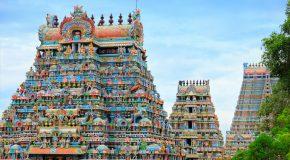 Les plus sensationnels des paysages urbains de l'Inde