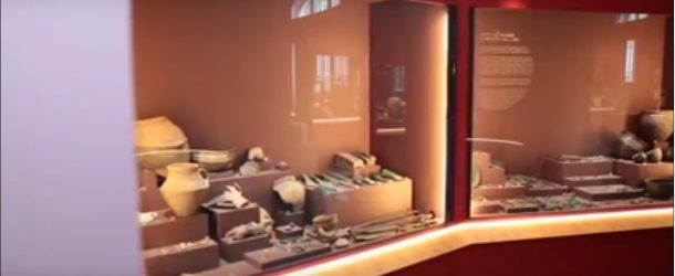 Visite très intéressante du musée Bargoin à Clermont-Ferrand en France