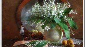 Les créations florales de l'artiste-photographe Russe Luiza Gelts