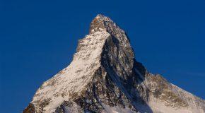 Le Cervin, le plus beau sommet au monde dans une belle visite guidée