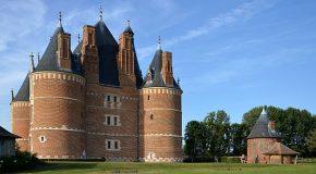 Adorable visite guidée du château de Martainville en Normandie en France