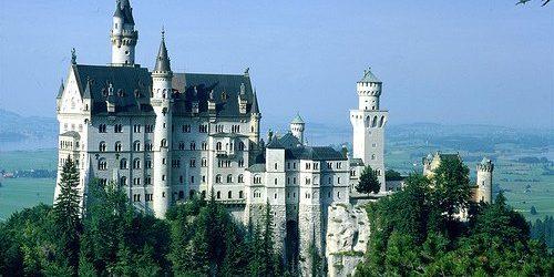 Les plus beaux châteaux et les plus insolites au monde!