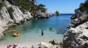 La beauté des calanques de Marseille en France, à visiter au plus vite!
