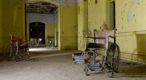 Il filme en mode Urbex les institutions psychiatriques abandonnées