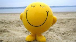 Christophe Maé chante «Il est où le bonheur» avec des montages photos