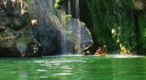 Des lieux insolites et beaux pour une baignade des plus bénéfiques!
