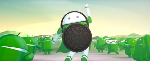 Android Oreo-Open Wonder, quand la technologie rencontre un biscuit