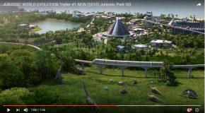 Le jeu «Jurassic World Evolution» bientôt disponible, c'est super!