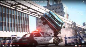 Bande-Annonce de Need For Speed, le jeu de course le plus fou au monde!