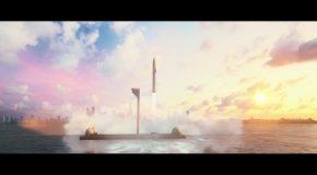A la place de l'avion, il faut prendre la fusée! C'est possible!