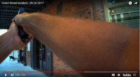 Un policier tire sur un acteur sans savoir qu'il tournait juste une scène