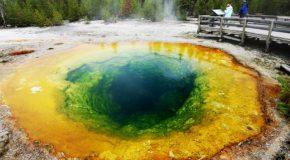 Le super volcan de Yellowstone aux USA pourrait être la nouvelle catastrophe Terrestre!