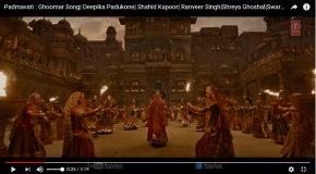 Padmavati, un film Indien très attendu, découverte de l'une de ses chansons