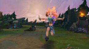 Nouveau jeu vidéo, «Zoe: The Aspect of Twilight» avec un nouveau champion, Zoe!