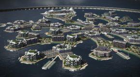 Une ville flottante d'ici 2020, la science fiction deviendra réalité