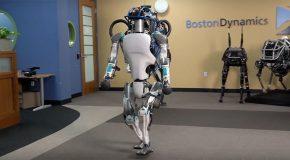 Le nouveau robot humanoïde de Boston Dynamics fait du sport