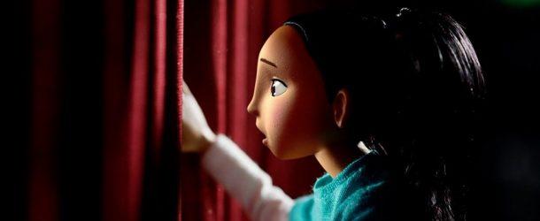 Petit film d'animation en stop-motion de BBC pour Noël