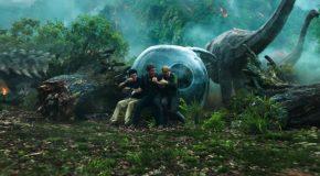 Bande-Annonce de Jurassic World: Fallen Kingdom, c'est très spectaculaire