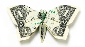 L'origami avec des billets de banque, une passion pour Won Park