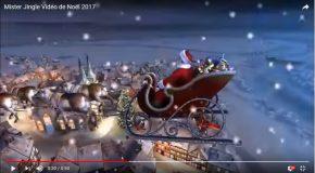 L'arrivée du Père Noël dans des séquences trop mignonnes!