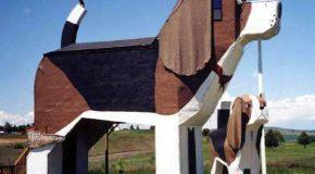 Top 20 des maisons les plus insolites à travers notre planète