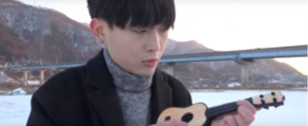 Il réalise la musique «Let It Go» de «La Reine des Neiges» avec divers instruments!