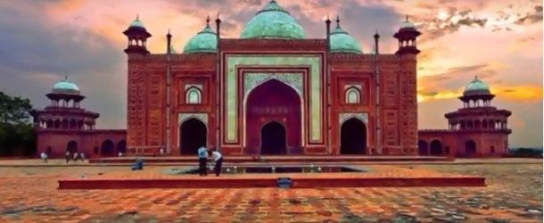 Tour du monde des plus belles mosquées, c'est très beau!