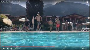 L'été, la piscine, les jeux, les enfants, que du bonheur!
