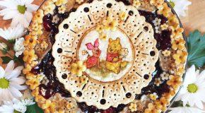 Des tartes incroyablement décorées avec des personnages de la pop culture