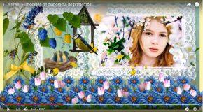 Le bonheur avec un diaporama dédié à la beauté