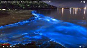 Endroits de rêve sur notre si belle Bleue